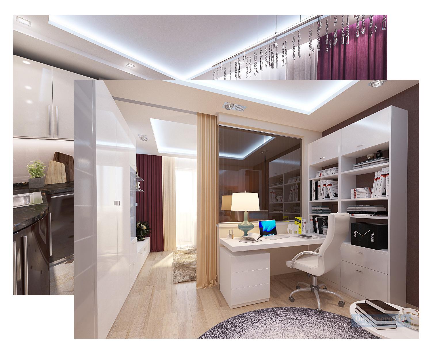 дизайн малогабаритных кухонь фото