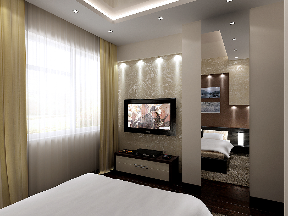 гостевая спальня 11 кв.м.