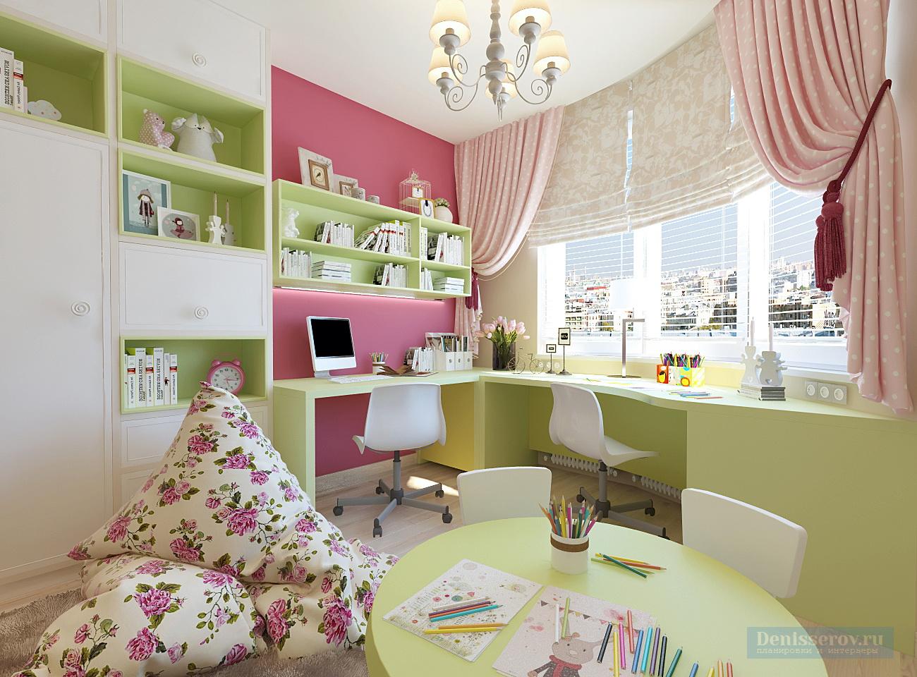 дизайн игровой комнаты 20 кв.м.