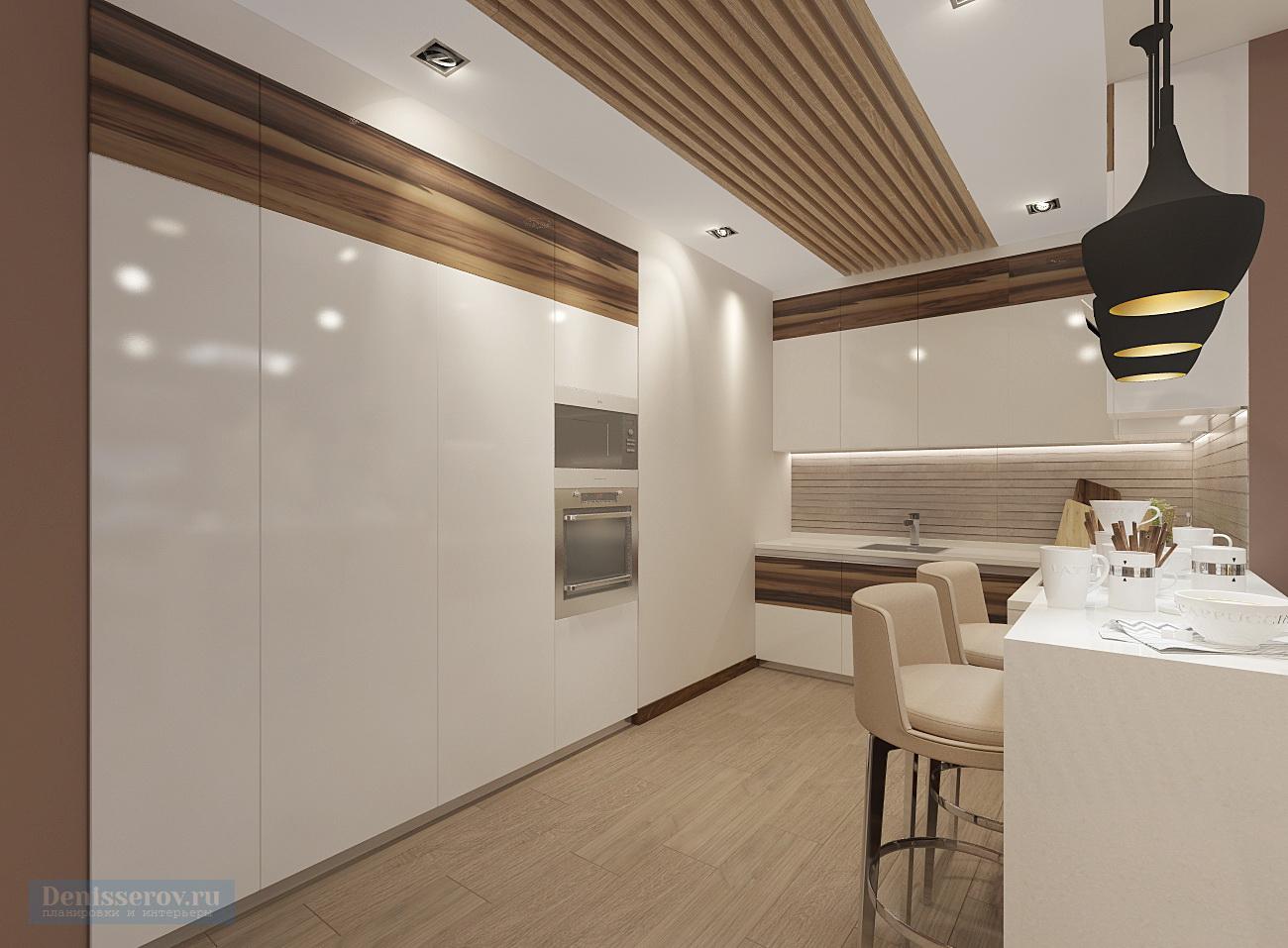 кухня совмещенная с гостиной 10 кв.м.