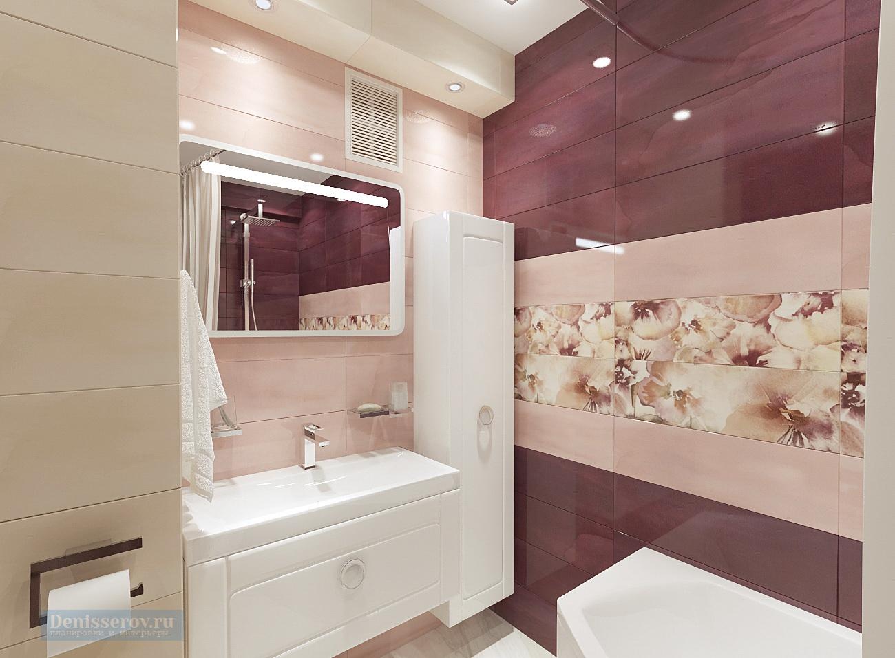 ванна 5 кв м в современном стиле