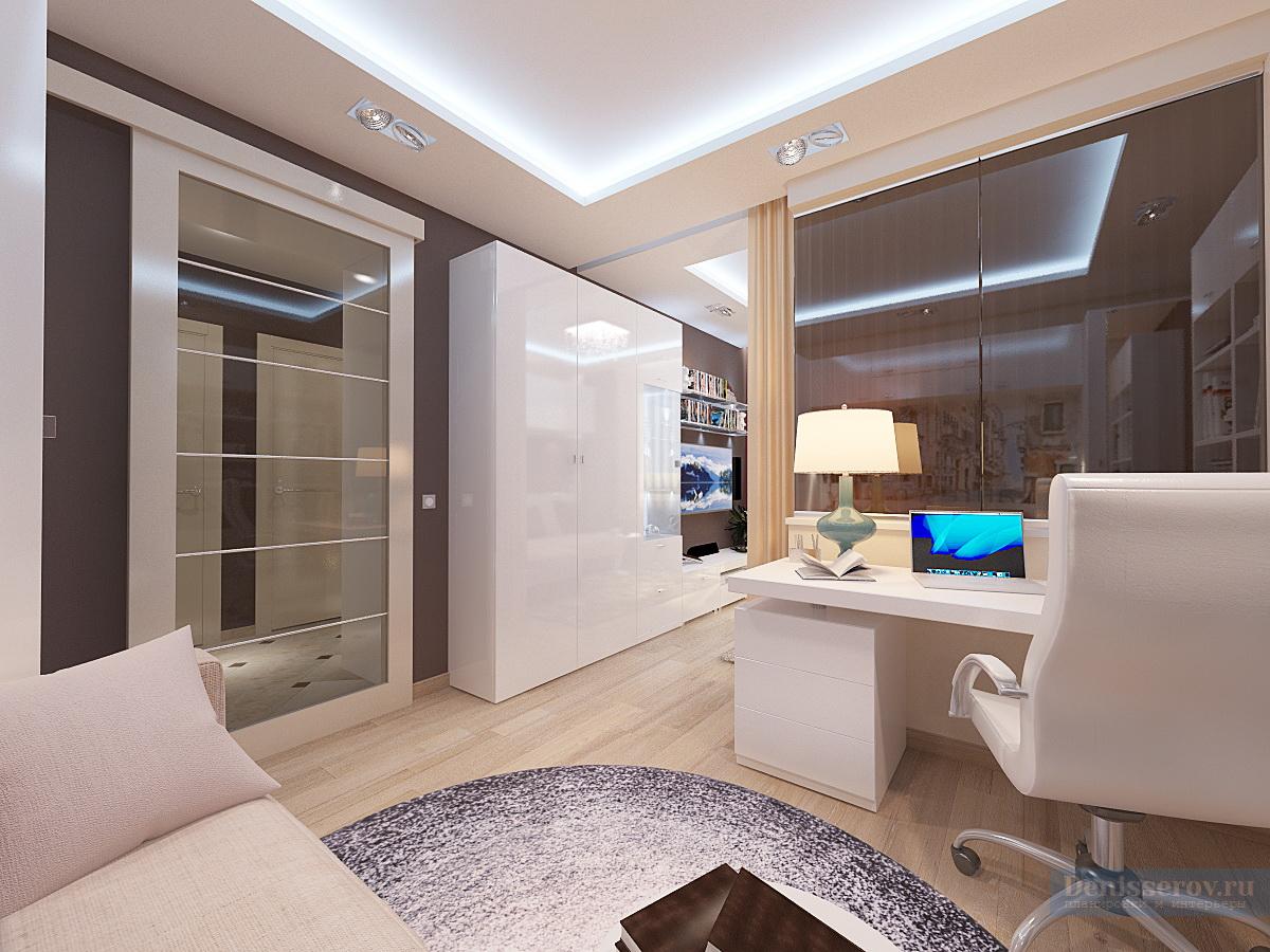 Ремонт квартир в домах серии П-3М, перепланировка квартир