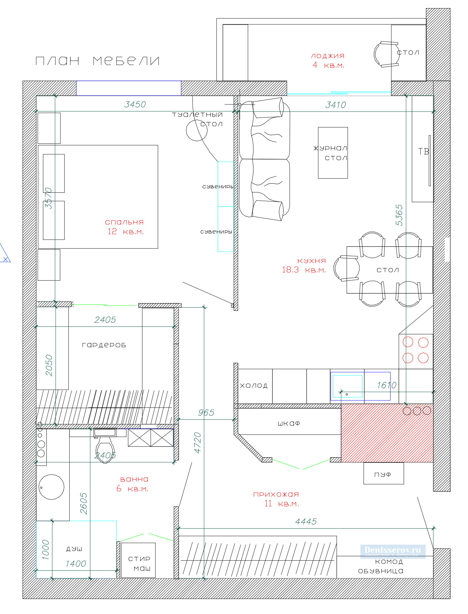 Оформление перепланировки квартиры — PMSR