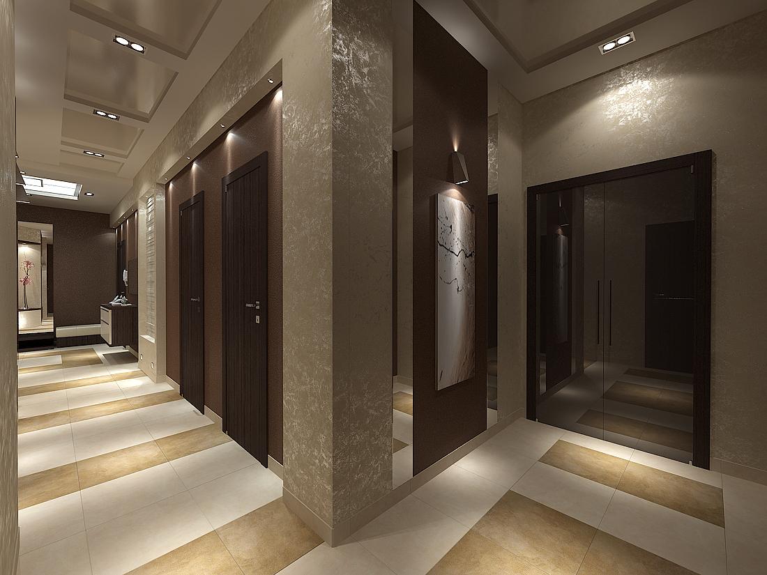 прихожая коридор 20 кв.м.