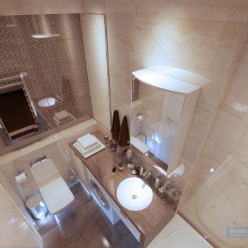 ванна в однокомнатной квартире 3 5 кв.м.