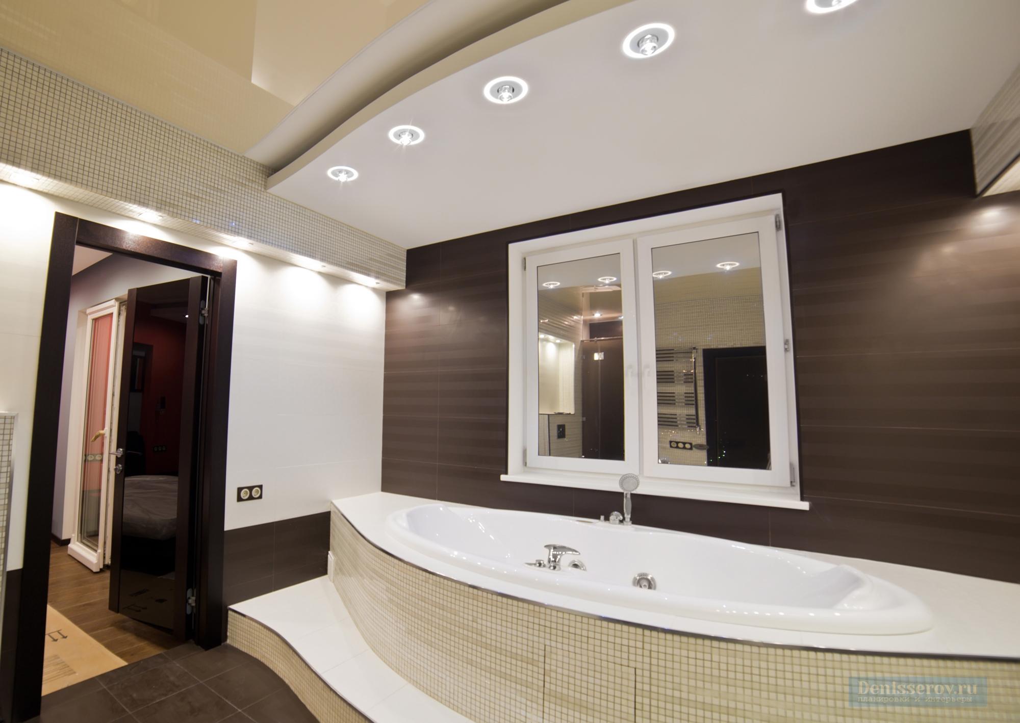 ванная комната 12 кв.м