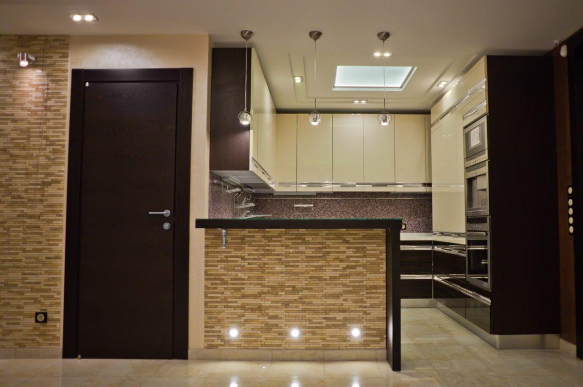 Ремонт 3-х комнатной квартиры 140 кв.м.