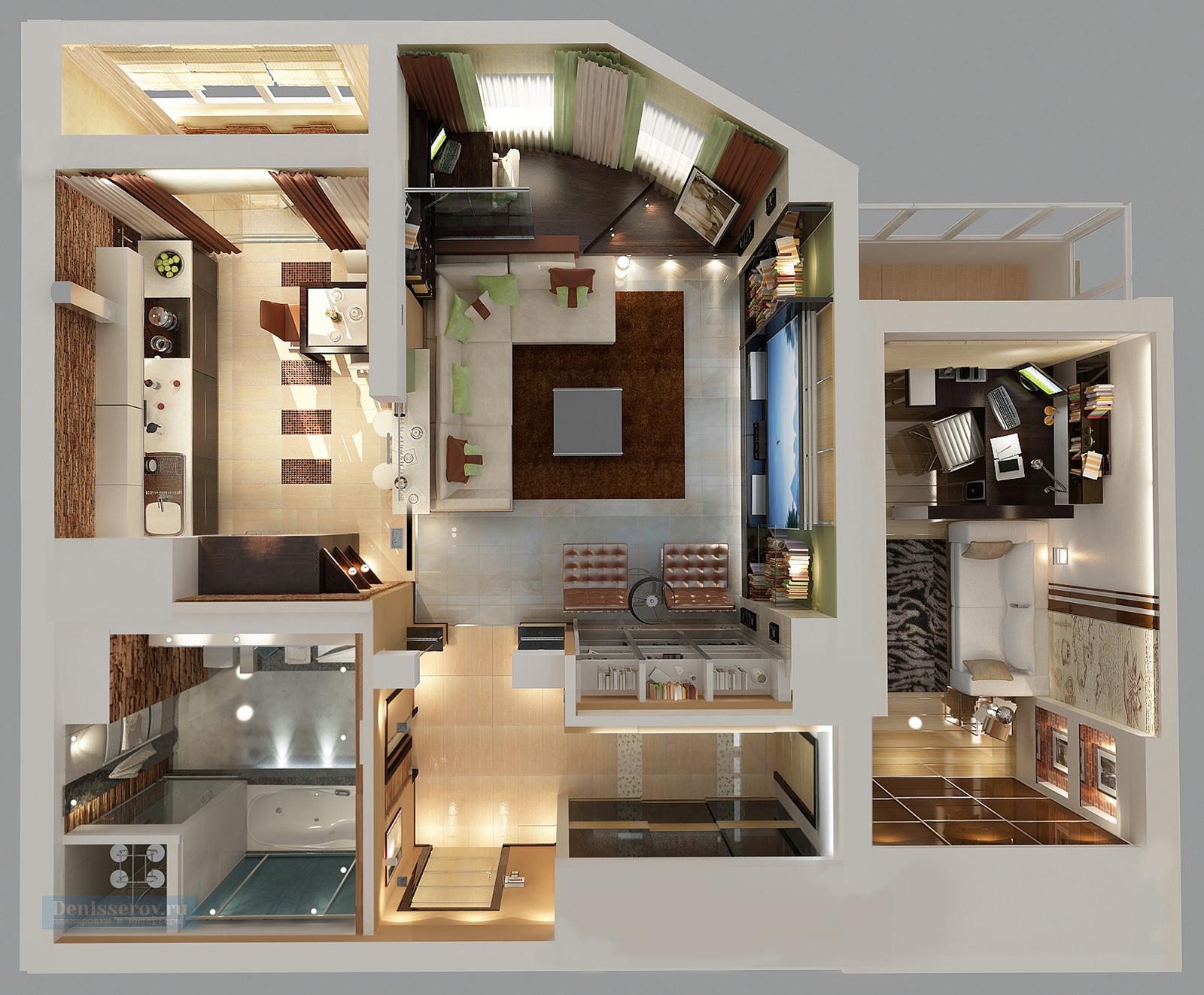 Перепланировка квартиры: что можно и что нельзя делать по