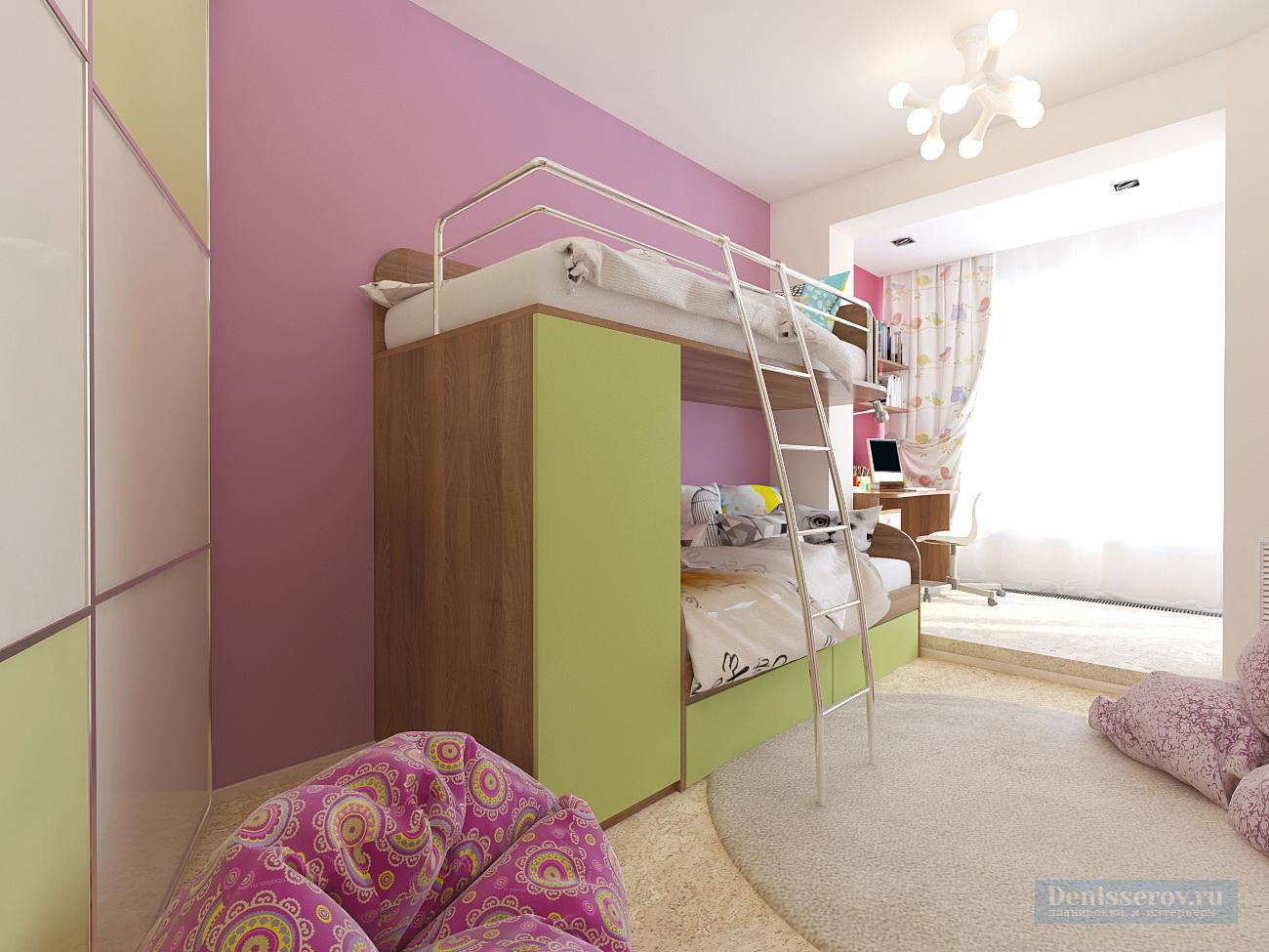 Dizajn-detskoj-18-kv-m-dlya-devochki-v-moskve-4