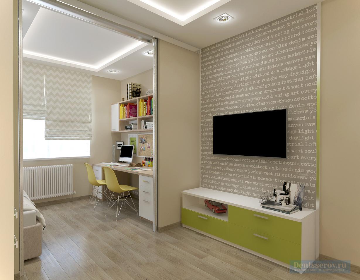 Dizajn-detskoj-malchika-17-kv-m-v-zelenom-cvete-3