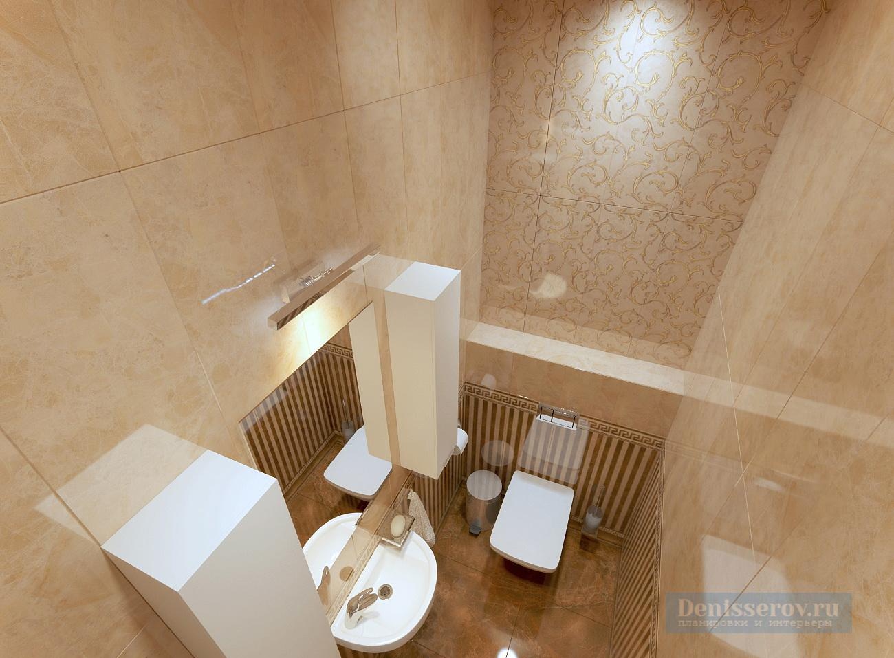 Dizajn-tualet-2-kv-m-v-klassicheskom-stile-3
