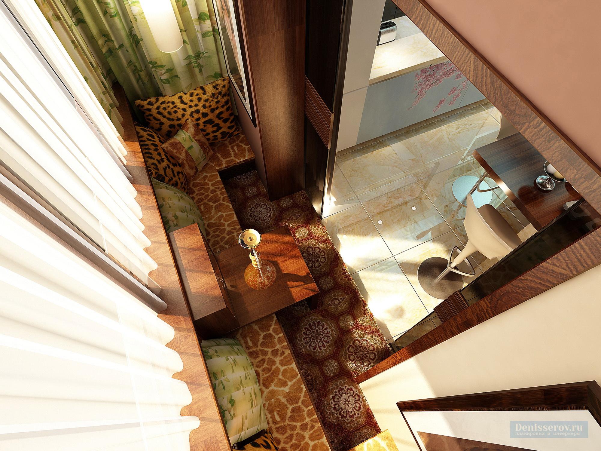 Дизайн однокомнатной квартиры в доме серии п-44т денис серов.