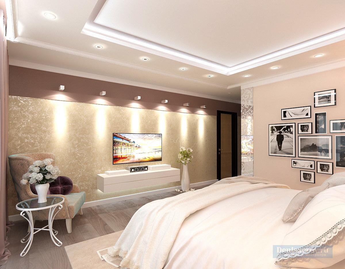 Dizajn-spalni-v-klassicheskom-stile-v-korichnevom-cvete-2