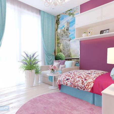 detskaya-devochki-5-let-15-kv-m-rozovyj-cvet-3
