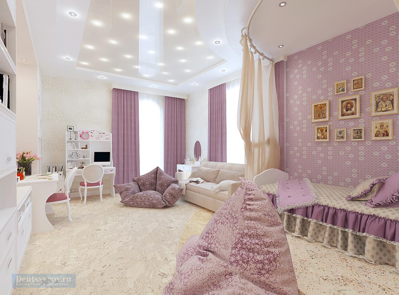 Proekt-detskaya-dlya-2-devochek-v-rozovom-cvete-1111