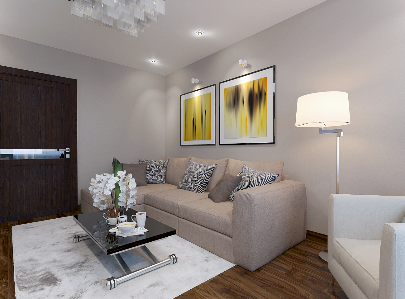 Гостиная 17 квм дизайн