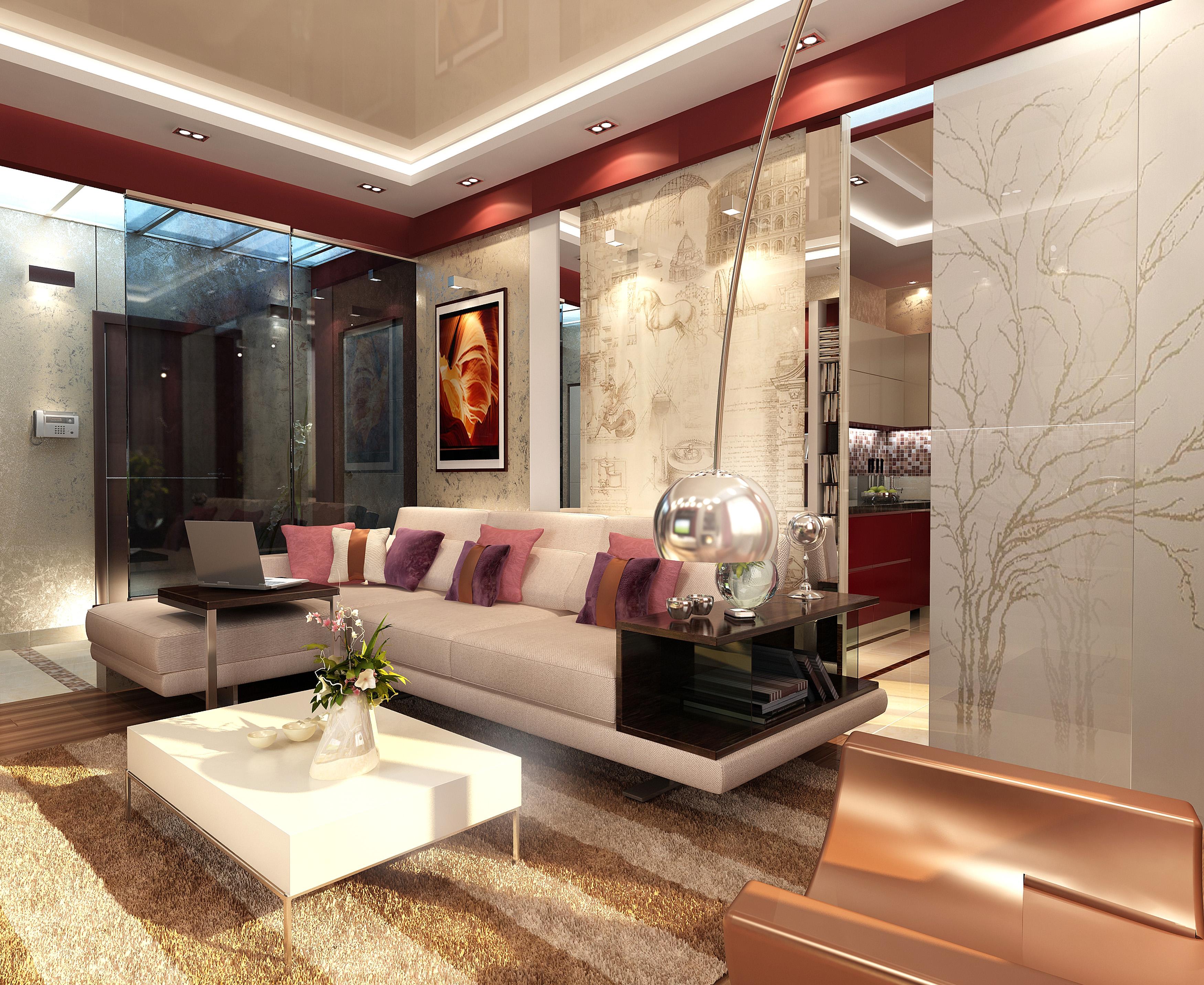 Dizajn Proekt Dvuhkomnatnoj Kvartiry 60 Kv M Denis Serov 3