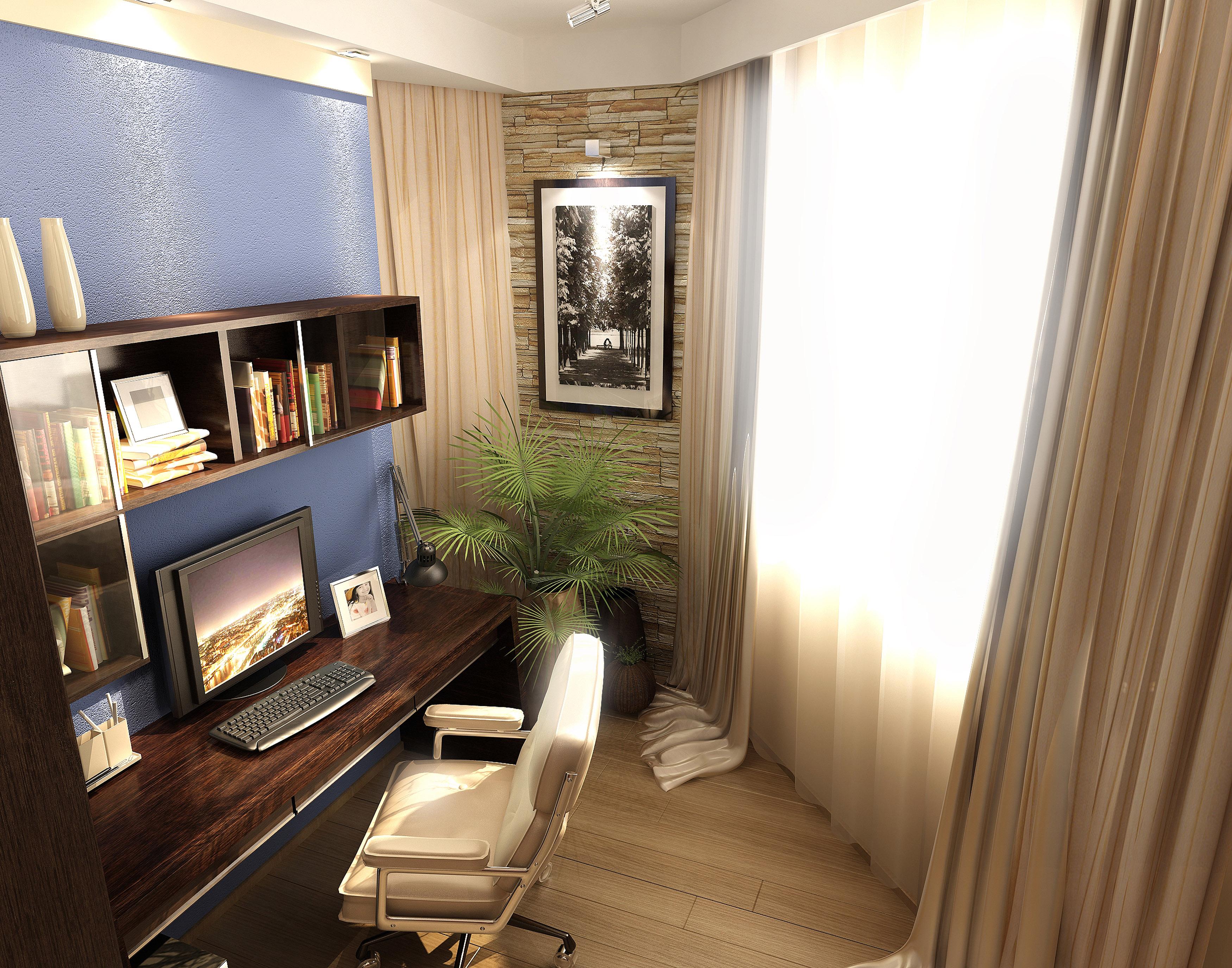 Дизайн проект двухкомнатной квартиры 55 кв.м. в екатеринбург.