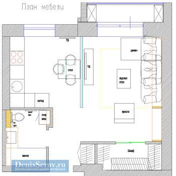 Dizajn-proekt-odnokomnatnoj-kvartiry-40-kv-m-11